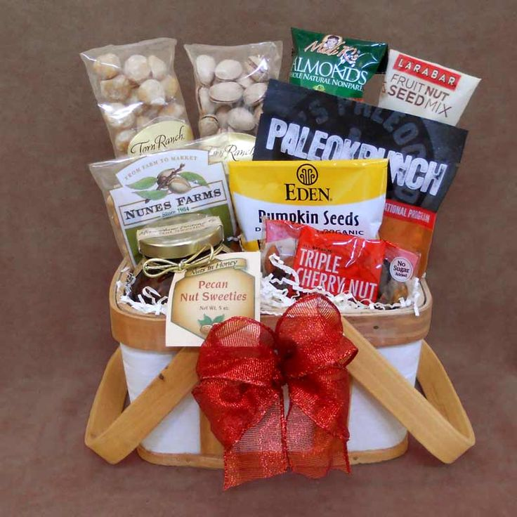 15 best paleo gift basket images on pinterest gift basket gift is your friend or loved one nutty about nuts then satisfy their snacking our nuts for you basket filled with nuts negle Images