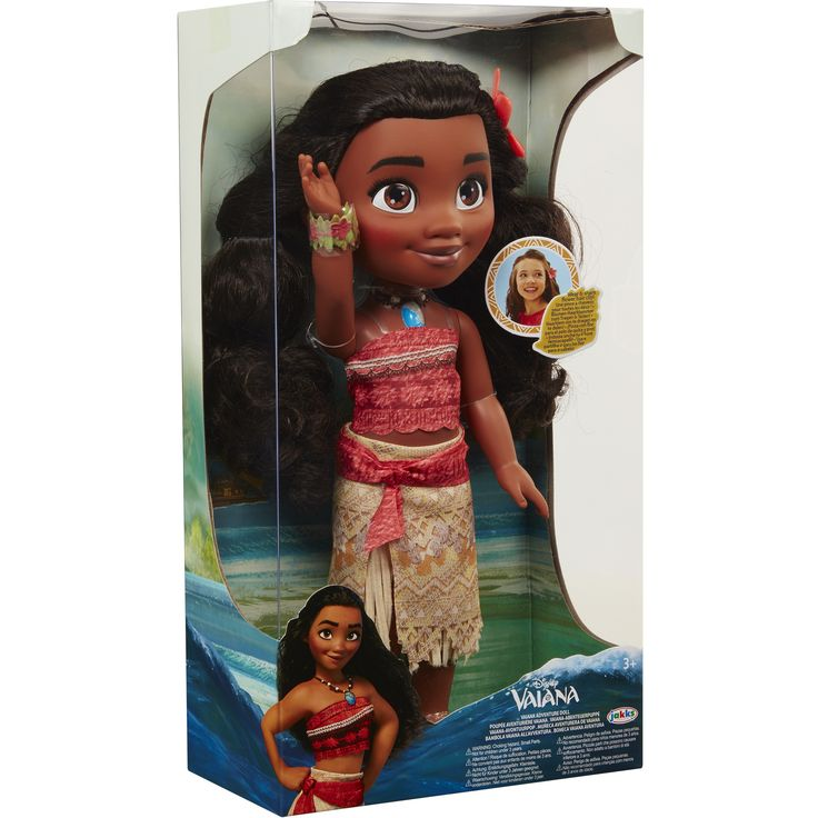 Kjøp Adventure Doll, 36 cm på nettet. Du finner også andre Dukker og dukkehus produkter fra Disney Vaiana hos Lekmer.no.