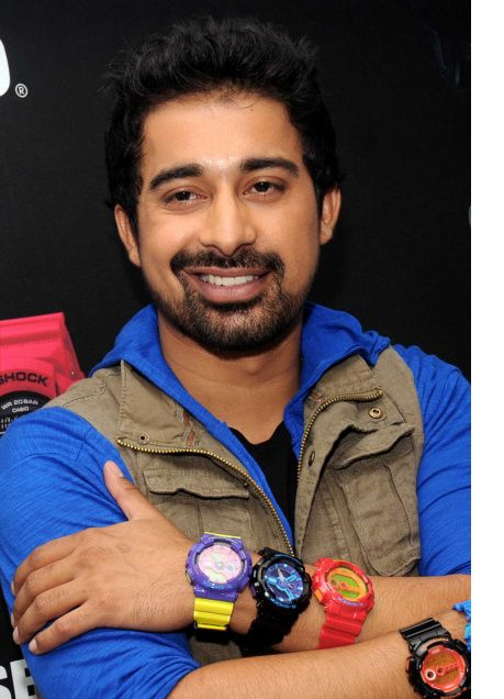 Birthday Greetings: Rannvijay Singh
