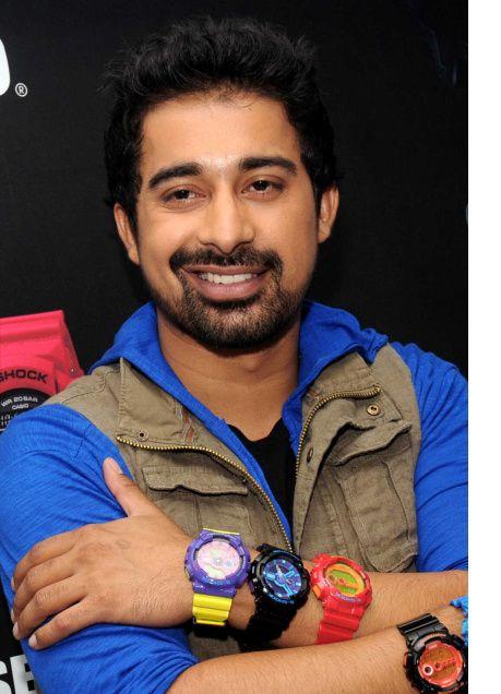 Birthday Greetings: Rannvijay Singh