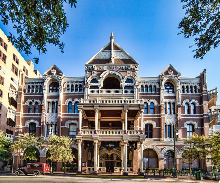 Just in time for #Halloween...our list of the spookiest places in #Austin, TX! :)
