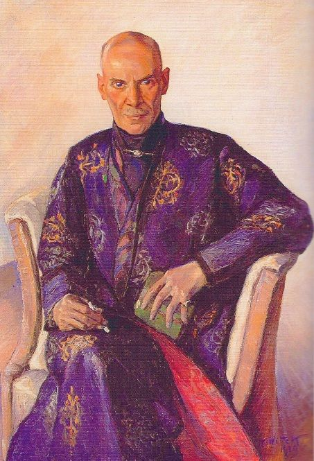 Gustav Meyrink Carl Alexander Wittek, 1919.