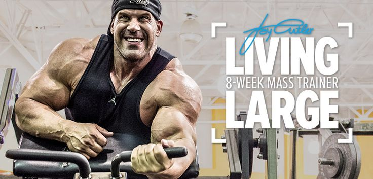 This is your chance to lift, eat, and live like a legend. It's a master class in building badass mass. Step into the life of Jay Cutler and build your best body.