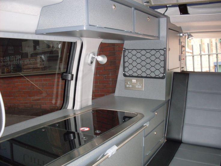 Denby Campervans Ltd - Mazda Bongo 2.5 Silver Auto Freetop Campervan