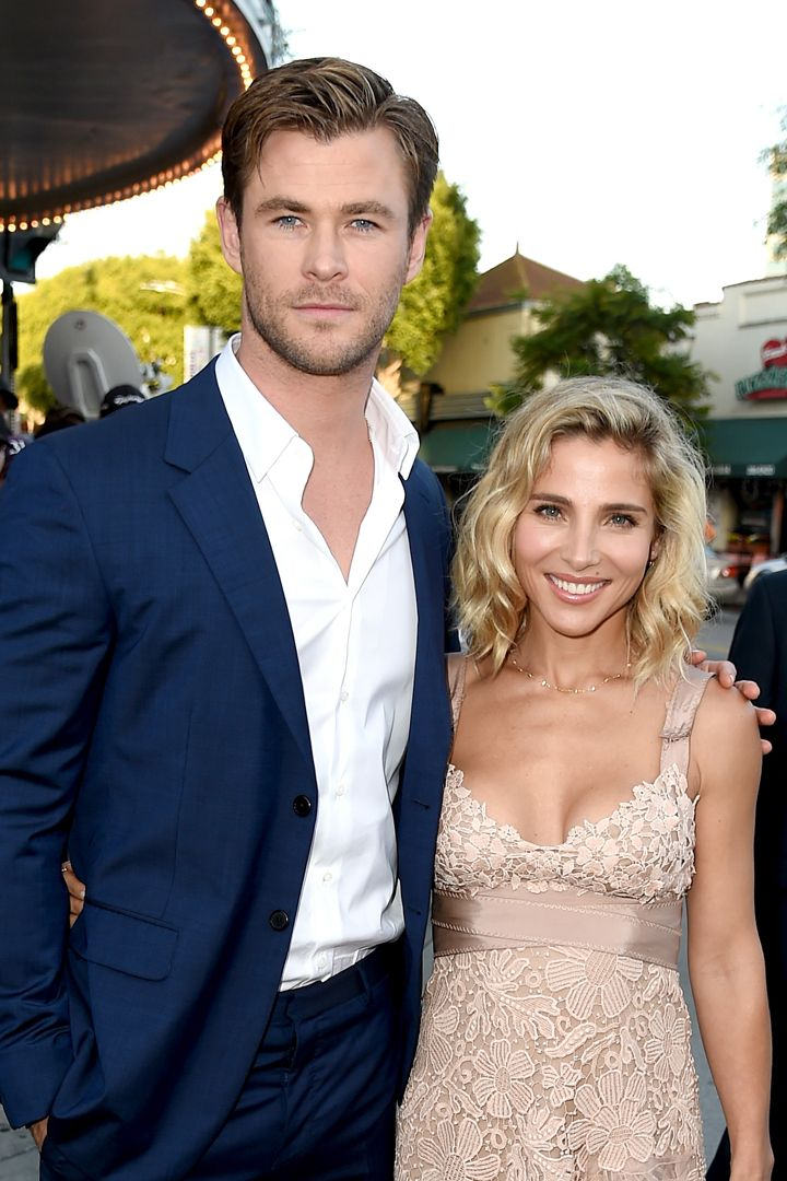 We're Imagining the Good Times Chris Hemsworth and Elsa Pataky Will Have in Their New Malibu Home