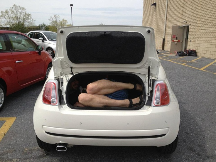 Fiat 500 Abarth Trunk 35 best images ...
