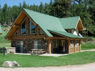 Hill City Cabin Rental: 2 Bedroom Log Cabin Located In Heart Of Black Hills  |