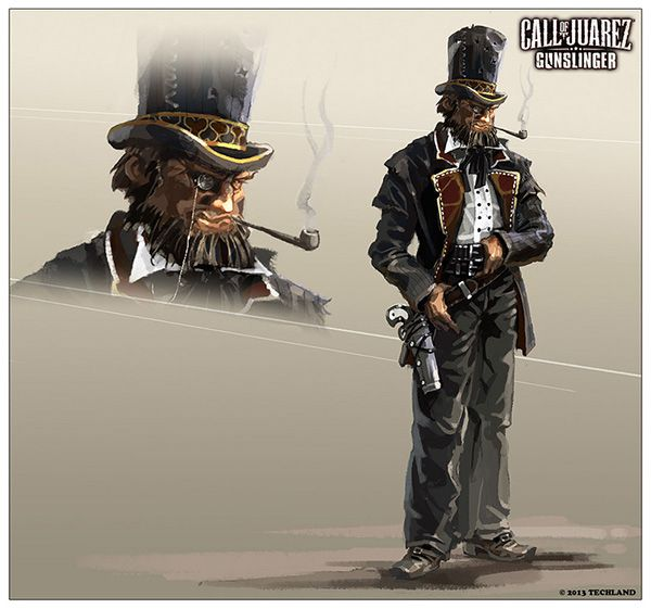 Concept arts, projects, illustrations and in game presentations for PC/PS3/Xbox360 Game