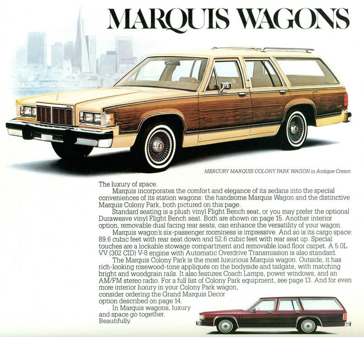 1981 Mercury Colony Park Station Wagon (by coconv)