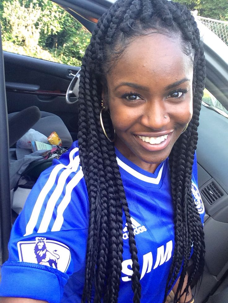 126 best teens and tweens braids and natural styles images on jumbo box braids straight hair weaveperuvian pmusecretfo Image collections