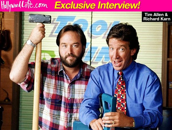 Does everybody know what time it is?! That's right -- it may just be Tool Time again very soon. HollywoodLife.com spoke exclusively to both Tim Allen and Richard Karn who reflected on their time on the show -- and admitted that they've been talking about getting back together as a cast!
