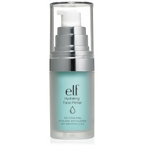 ELF Hydrating Face Primer - I am always hearing how these ELF primers are Smashbox dupes so I decided to give this one a try. It smells TERRIBLE!!! I don't know how well it wears compared to the Smashbox but I can tell you that the Smashbox primer does not have a scent like this. Yuck!