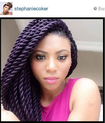 hair style for work 1000 ideas about senegalese twists purple on 4339