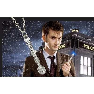 Colar Chave Fenda Sônica Doctor Who Promoção!!! - R$ 6,70