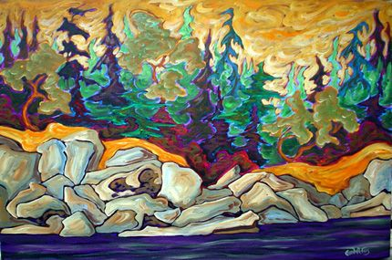Fred Peters - West Coast Canadian Artist