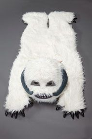Star Wars Wampa Rug - By ThinkGeek for Collectibles | GameStop