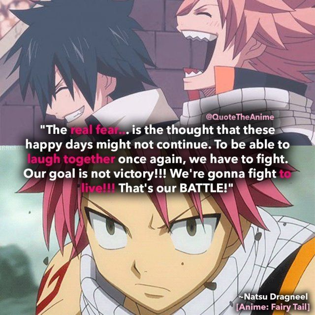 21 Powerful Natsu Dragneel Quotes Fairy Tail Quotes Fairy Tail Photos Fairy Tail Meme
