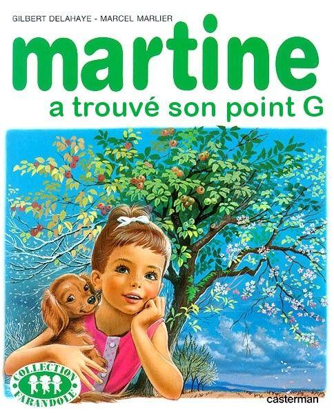 .Martine a trouvé son point G