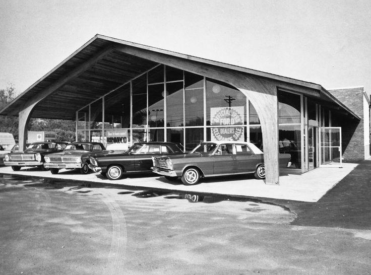 spotto u002765 Galaxie at Paul Clark Ford - New Facility Brockton MA & 496 best Old Skool Dealers images on Pinterest | Car dealerships ... markmcfarlin.com