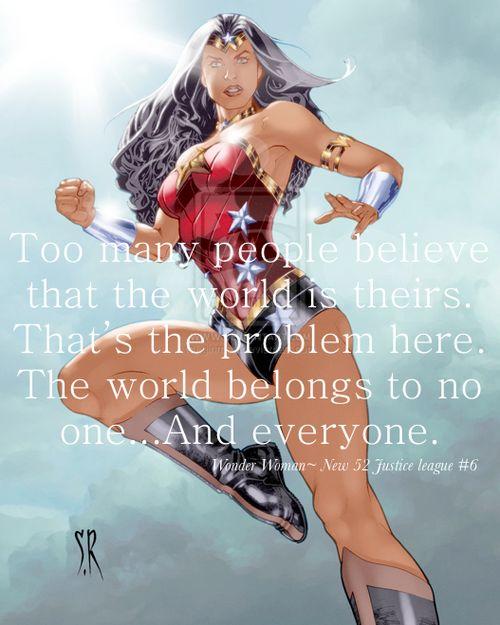 Amazon Women Quotes
