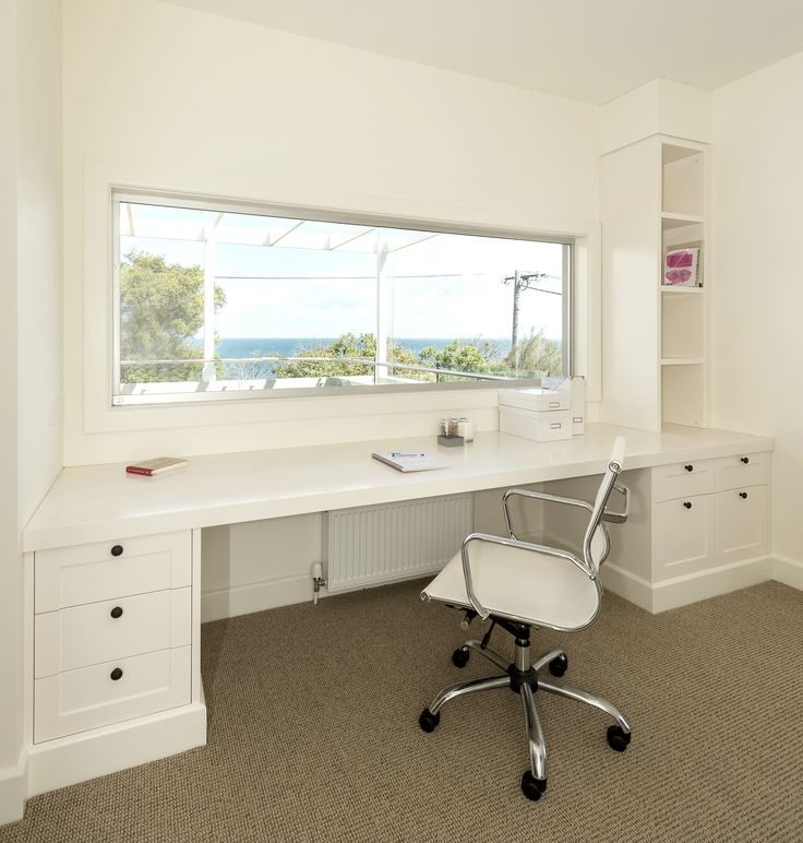 Beaumaris, study, home office