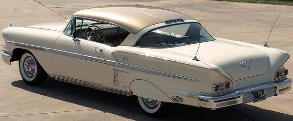 În anul 1958 Chevrolet începe producţia celei mai scumpe maşini de lux a sa,Chevrolet Impala. Să admirăm împreună modelul Chevrolet Impala produs între anii1958şi1961. În scurt timp Impala a devenit cel mai cunoscut nume de mașină din America. Pentru a înţelege aprecierea ...