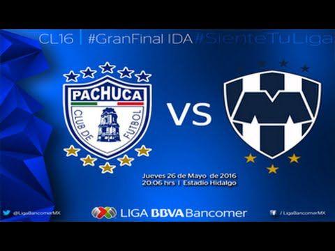 PACHUCA VS MONTERREY FINAL IDA CL 2016 PES6 - http://tickets.fifanz2015.com/pachuca-vs-monterrey-final-ida-cl-2016-pes6/ #UCLFinal