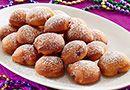 Mardi Gras Mini Beignets...http://new.pamperedchef.com/pws/tammysaffer/recipe/766014