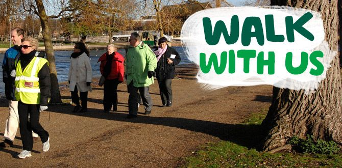 Whether you're being treated for cancer, or recovering, Walking for Health has a walk for you.  http://www.walkingforhealth.org.uk/