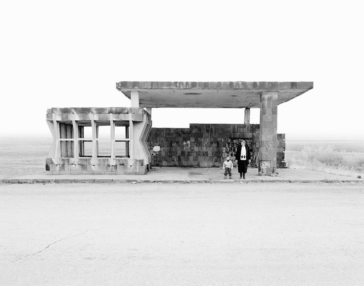 Opening Saturday, 3/29 | URSULA SCHULZ-DORNBURG: BUS STOPS