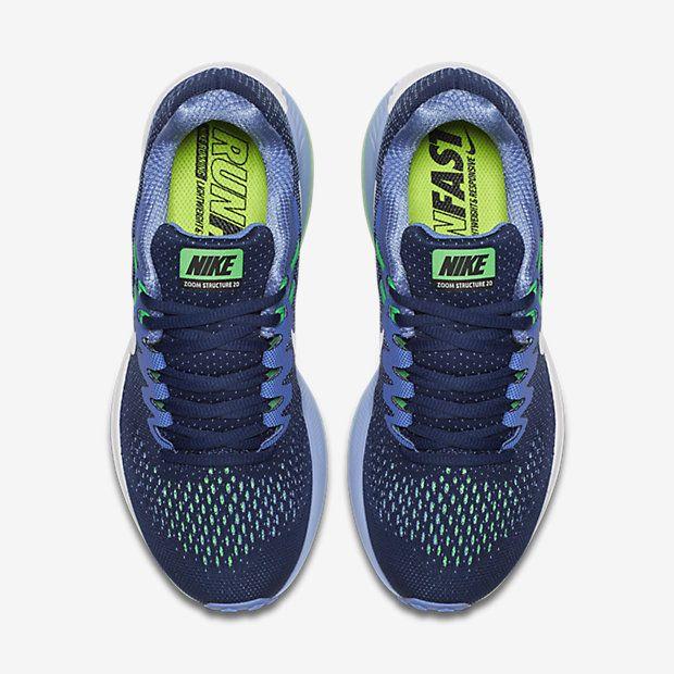 Nike Air Zoom Structure 20 Women's Running Shoe