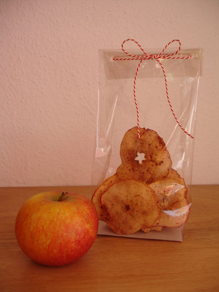 Koken met Peuters 7: appelchips/ Apple crisps
