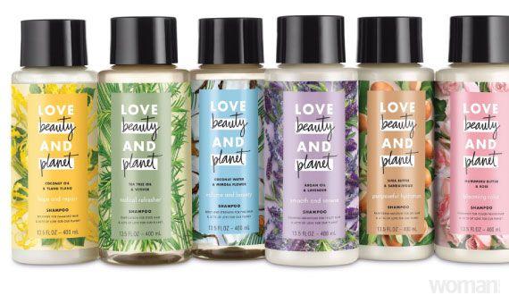 Love Beauty And Planet Beauty News Beauty Planet Beauty Shampoo Beauty Salon Supplies