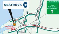 Heysham | Sea Truck ferries - Cheap route to Ireland/N.Ireland