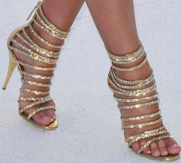 Strappy heels Shoe Box Secrets strappy heels |2013 Fashion High Heels|