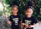 Gêmeas de 4 anos sonham ser modelo e têm 45 mil fãs no Instagram
