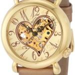 Stuhrling Original Women's 109.1235E31 Lifestyle 'Cupid' Automatic Skeleton Watch