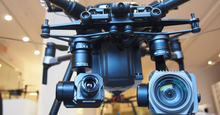 #World #News  Up close with the powerful DJI drone that could change business  #StopRussianAggression #lbloggers @thebloggerspost
