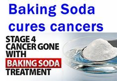 Baking soda cures cancer!