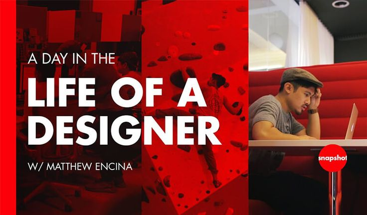 A Day in The Life of a Designer: What does a day in the life of a designer look like? The Futur a youtube channel has captured and released a video that