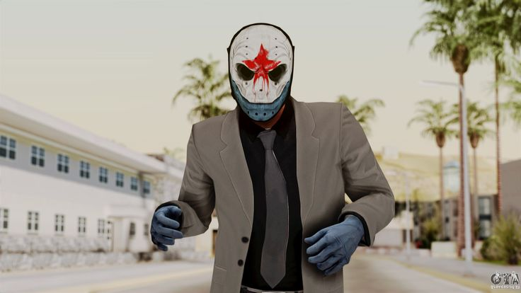 Sokol(Payday2)-modGTA.S.A.