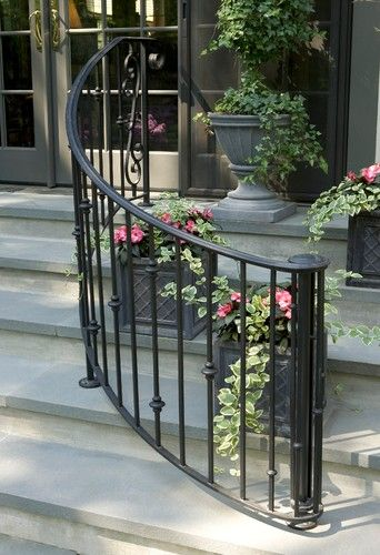 Garden Stairs - traditional - exterior - philadelphia - Lasley Brahaney Architecture + Construction