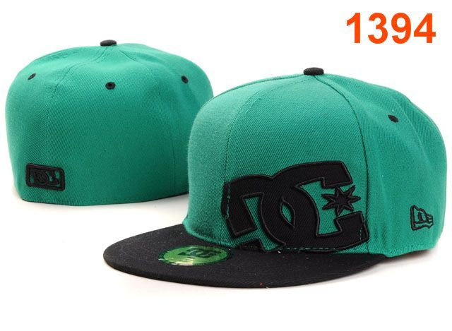 New DC Hats | New Era DC Hat-caps black red [DC-Snapback