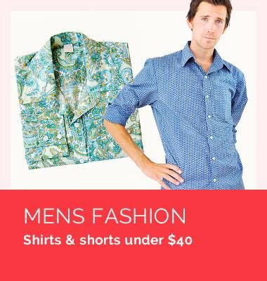 SALE- Fabulous Men's Fair Trade Fashion Under $40. Shop Now- ends Thursday. http://www.eternalcreation.com/collecti…/mens-shirts-on-sale