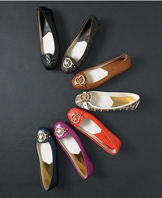 MICHAEL Michael Kors Shoes, Fulton Moc Flats