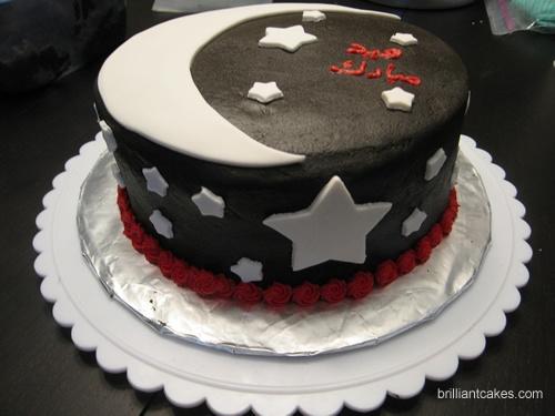 Cake Designs For Ramadan : Eid cakes Eid n Ramadan party Pinterest