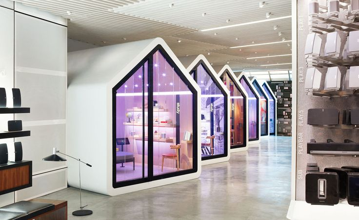 Two years is a considerable length of time to realise most things, let alone a retail store. Yet true to form, the audio company Sonos refused to be rushed when it came to conceiving and unveiling its first flagship store, located in the heart of Soho ...