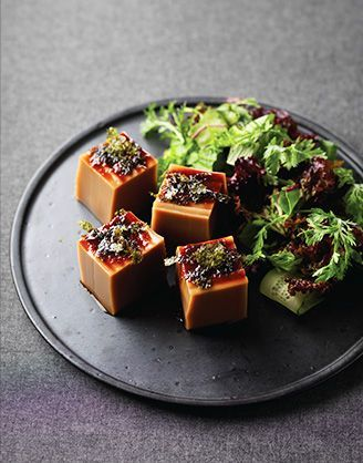 Dotorimuk Salad