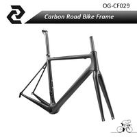 2017 OG-EVKIN New carbon road bike frame bicycle road cheap Matt/Glossy china Frame carbon road bike parts Free Shipping EN test