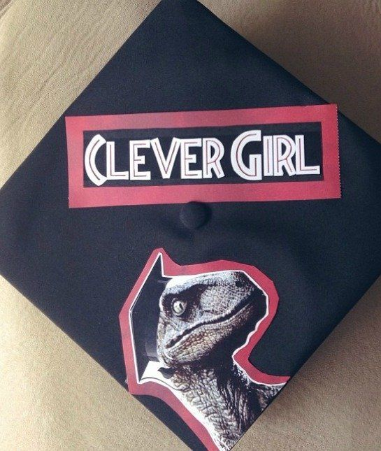 Graduation Cap Clever Girl: 19 Best Decorated Graduation Caps Images On Pinterest